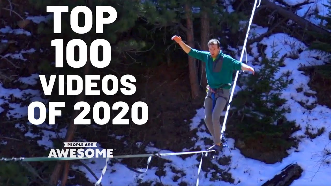 Download Top 100 Videos of 2020   People Are Awesome   Best of the Year