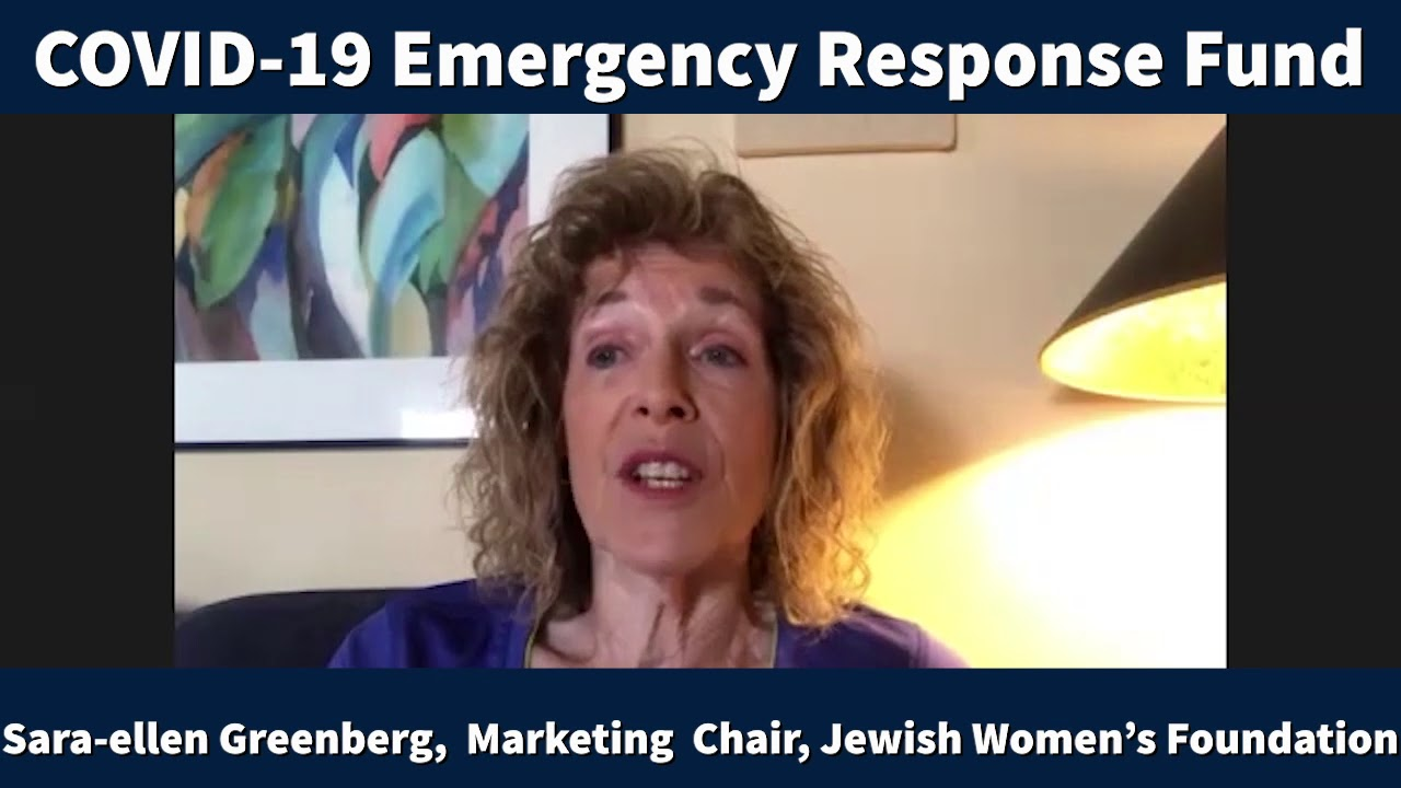Covid 19 Emergency Response Fund Jewish Federation Of Southern