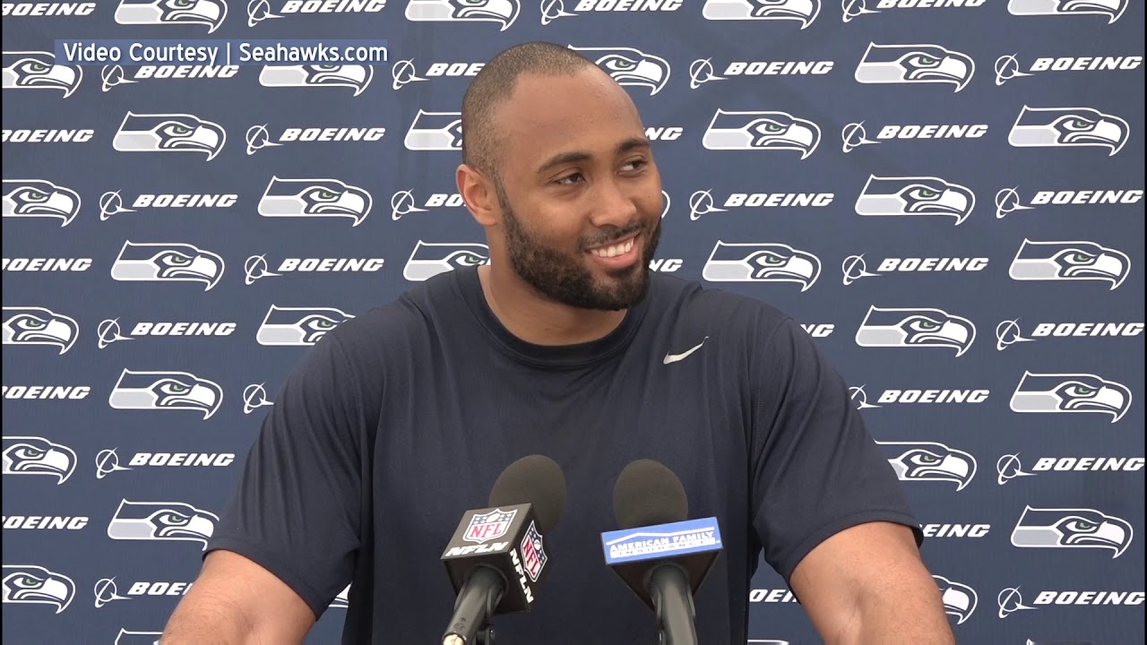 KJ Wright on Being Back 2019-05-29