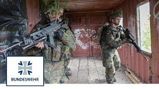 ILÜ 2019: Gefechtsschiessen verbundener Kräfte - Bundeswehr