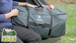 deuter Cargo Bag Expandable Travel Duffel