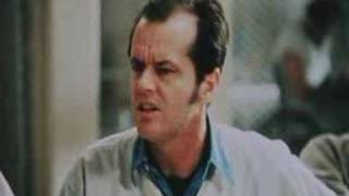 ONE FLEW OVER THE CUCKOO'S NEST - Trailer ( 1975 )