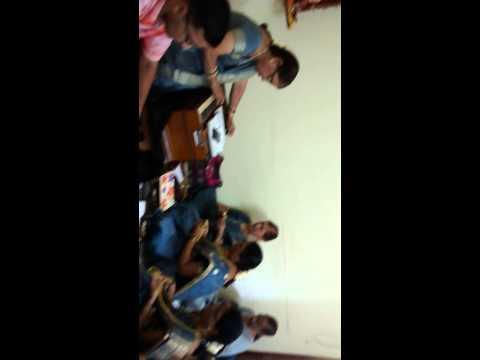 Pratham Tula Vandito  Sathe Bhajan Group Ahilya Mandir Nagpur.