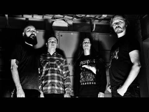 Svart Records-  Video Interview with Jukka of Throat