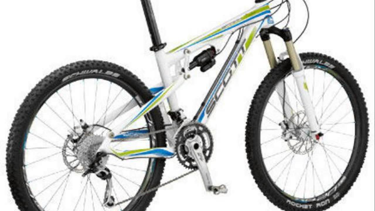 eebdd3daeba Bicycle Scott Contessa Spark RC 2010 - YouTube