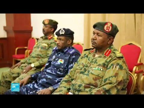 اعتقال شقيقي الرئيس السوداني السابق عمر البشير  - 11:54-2019 / 4 / 18