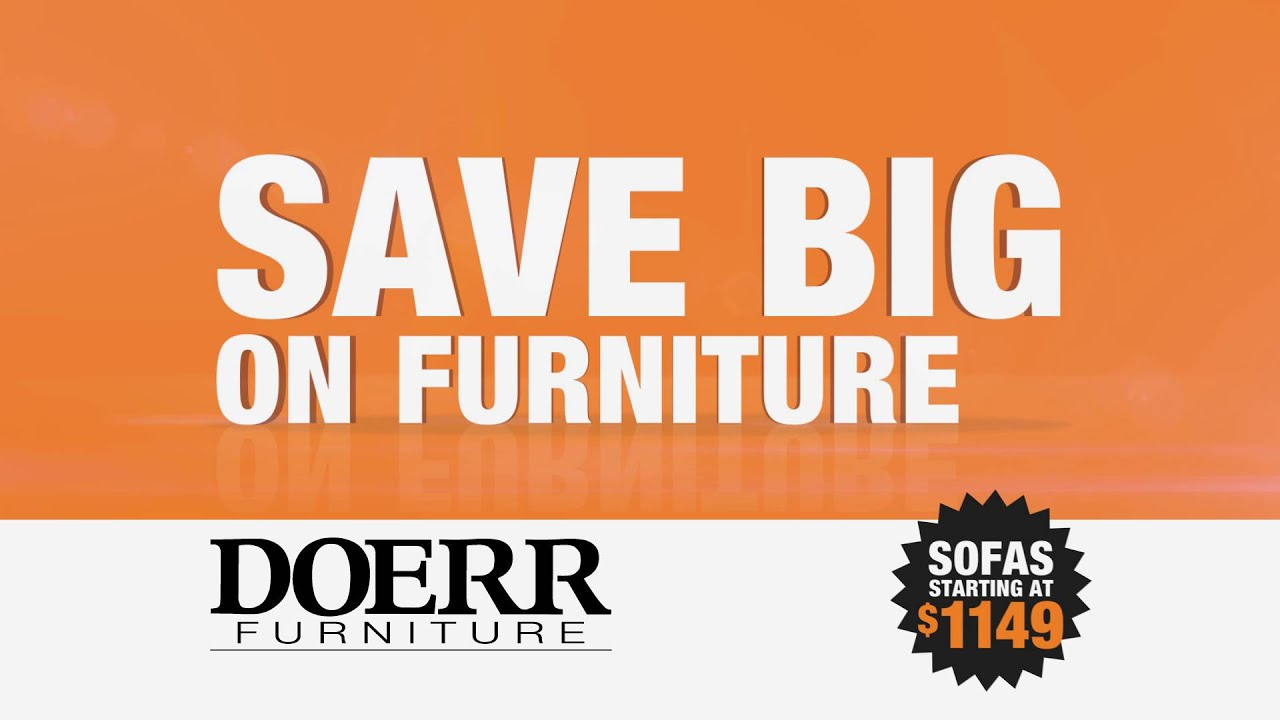 Nice Doerr Furniture   2015 Year End Sale Event