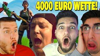 OHNE WAFFEN GEWINNEN, 4000 EURO WETTE