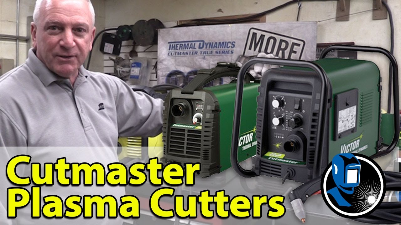 Victor Thermal Dynamics Cutmaster 42 And 52 Youtube