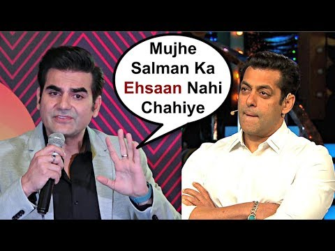 Arbaaz Khan Insults Salman Khan At New Pinch Chat Show Launch Mp3