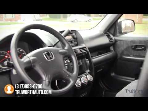 2004 Honda CR-V Indianapolis IN P5828