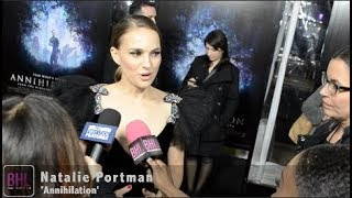'Annihilation' Star Natalie Portman Supports Casting Decision