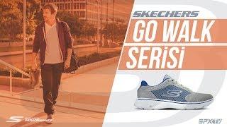 Skechers - GoWalk Serisi ve Teknolojileri I SPXTV