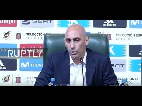 Live: Spanish Football Federation comments on Lopetegui's appointment as  new Real Madrid coach