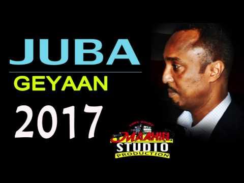 JUBA  HEES  CAJIIBA  GEYAAN  2017 OFFICIAL SONG