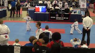 Easton Benoit Forms Round 1 Nationals 2019
