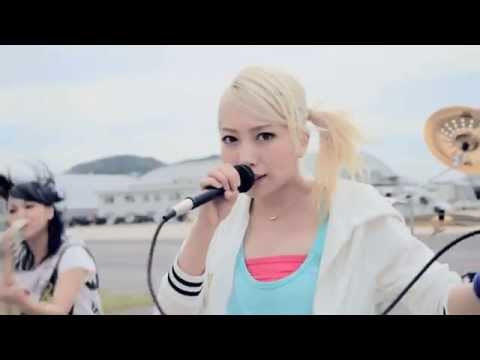 【CREA】「GO MY WAY!」Music Video full 【GIRLS ROCK BAND】