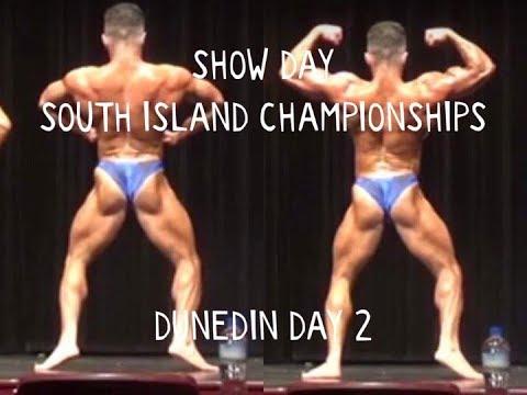 SHOW DAY- NABBA SOUTH ISLAND CHAMPIONSHIPS- DUNEDIN DAY 2