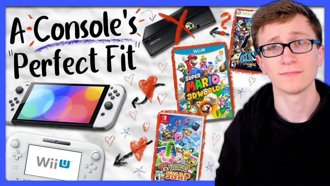 A Console's Perfect Fit - Scott The Woz