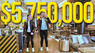 Selling a $5.75 Million New York City Loft with MAGIC | Ryan Serhant Vlog #64