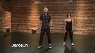 Dance Showdown Presented by D-trix - Obama Girl & Bryan Tanaka Dance Tutorial