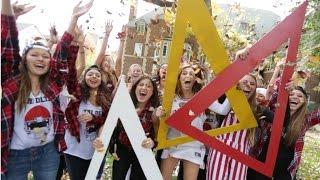 Indiana University : Delta Delta Delta 2014 Recruitment