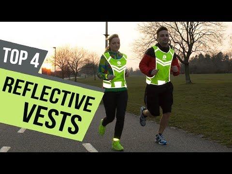 4 Best Reflective Vests 2019 Reviews