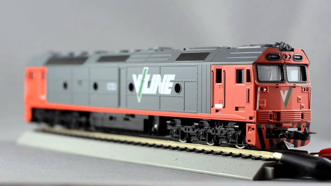 DCCSound V/Line G class