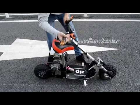 49cc 4 Stroke Gas Skateboard Motor Goped Model G3