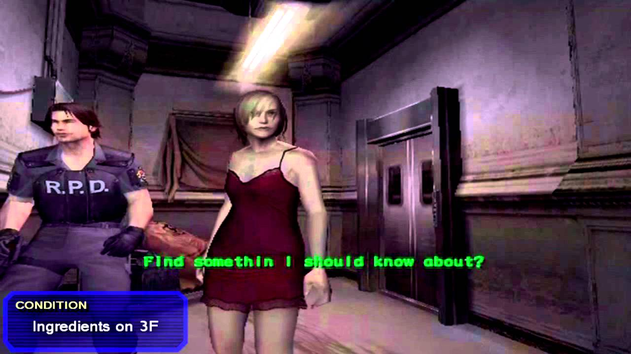 Alyssa ashcroft from resident evil doing a 8