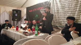 Haci Zahir Mirzevi / Saray kəndi / Xanim Zehra Meclisi - Eyyami Fatimiyye 2019