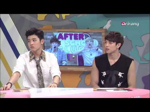 After School Club - Ep94C04 C-Clown Talking About Ideal types of girls-Clown Talking About