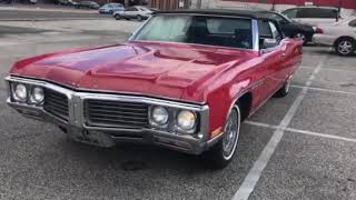 Bill's 1970 Buick Electra 225 (I named her DICE)