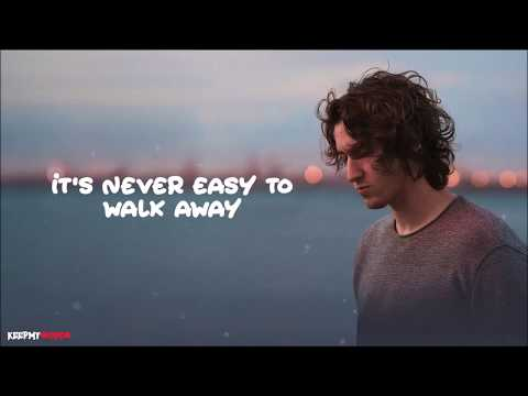 Dean Lewis - Be Alright ( Lyrics Video )