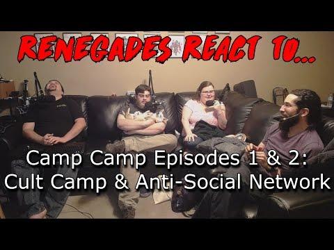 Renegades React to... Camp Camp Season 2, Episodes 1 & 2  Cult Camp & AntiSocial Network