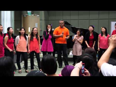 Thank you for the Music concert by Teachers from Advance Diploma in Primary Music Education