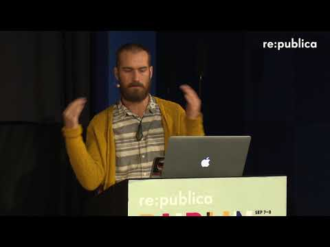 re:connecting Europe 2017 – Richard Bartlett: Patterns for Decentralised Governance