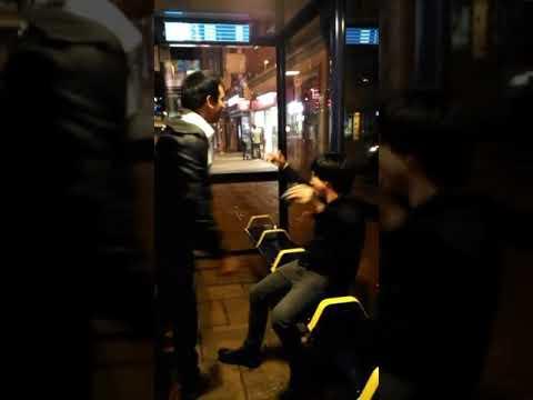 The bus stop strip club