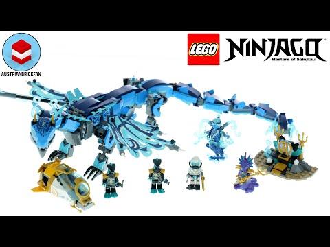 Lego Ninjago 71746 Jungle Dragon - Lego Speed Build Review