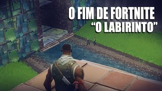 O FIM DE FORTNITE - O LABIRINTO Ep.4 - Fortnite Movie