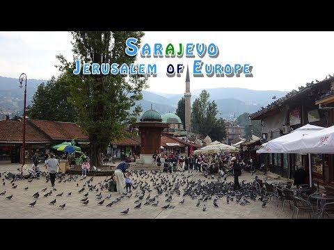 Sarajevo, Bosnia and Herzegovina - Travel Around The World | Top best places to visit in Sarajevo