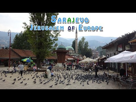 Sarajevo, Bosnia and Herzegovina - Travel Around The World | Top best places to visit in Sarajevo