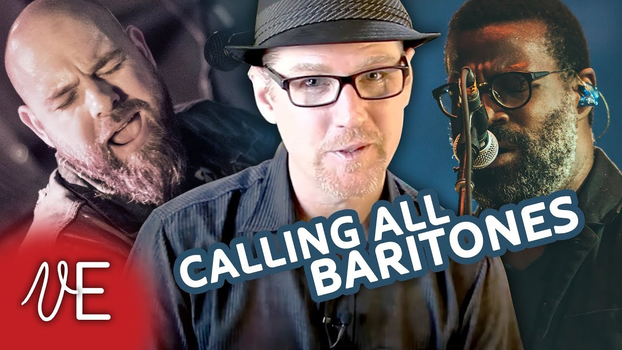 Are YOU a Baritone Voice: Vocal Range and Definition   #DrDan 🎤
