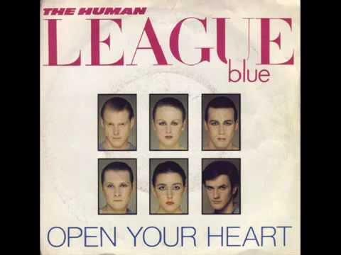 HUMAN LEAGUE - OPEN YOUR HEART mp3