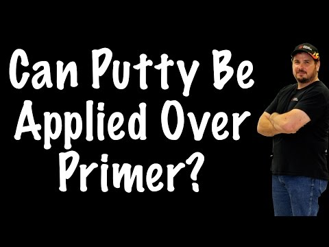 Q&A Can I Apply Putty on Low Areas?