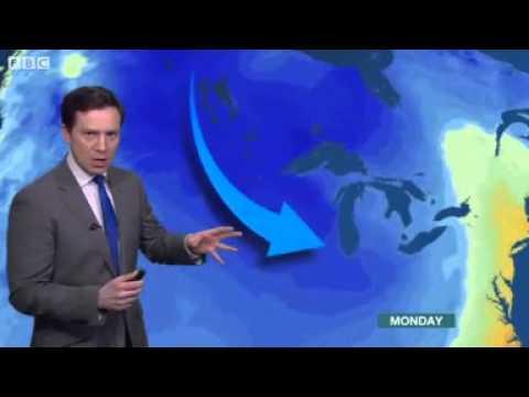 BBC Weather   Freezing US   Is the Polar Vortex to blame
