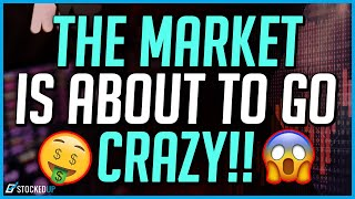 The Stock Market Is About To Go CRAZY! Executive Orders Signed!