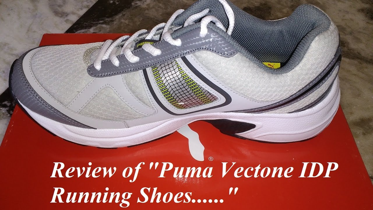 c5d61e62ec7 Puma Vectone IDP Running Shoe unboxing n review [Flipkart offer Only Rs.-  1660]