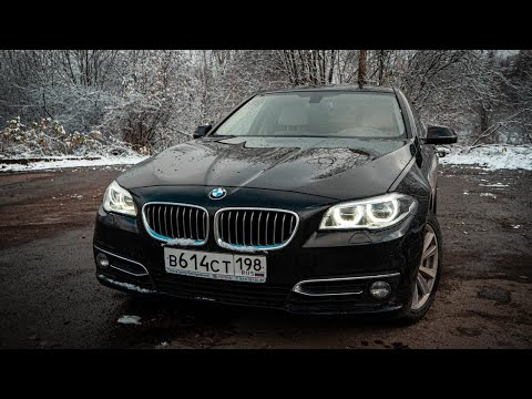 Самая ликвидная BMW f10 530d X-drive! Что вы получите за почти 2 миллиона Рублей?!