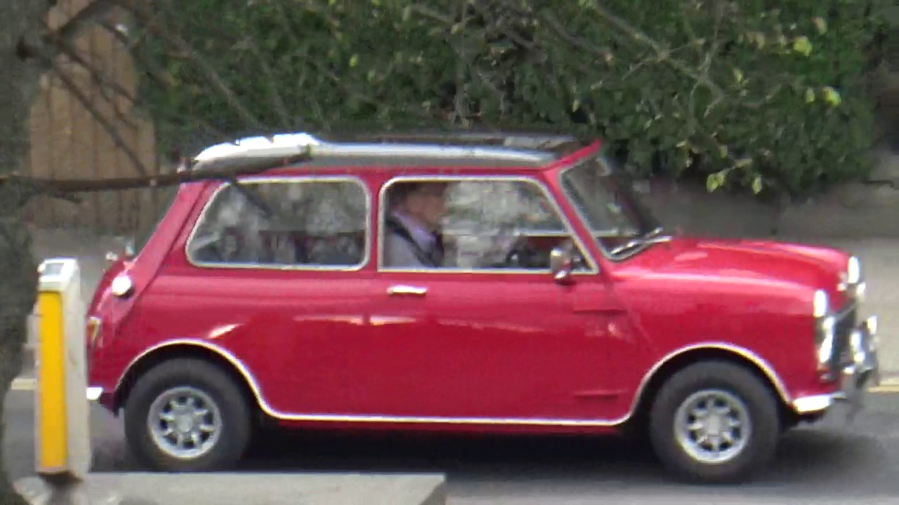 1968 austin mini cooper mk2 youtube. Black Bedroom Furniture Sets. Home Design Ideas